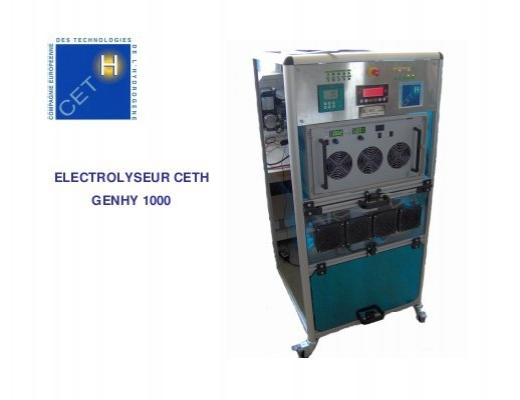 electrolyseur age 1000