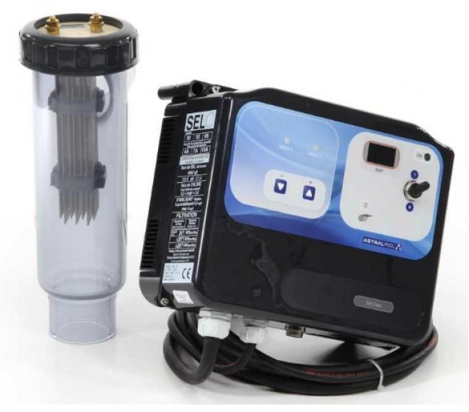 electrolyseur astral sel 55