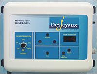 electrolyseur au sel desjoyaux