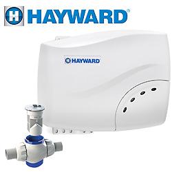 electrolyseur au sel hayward
