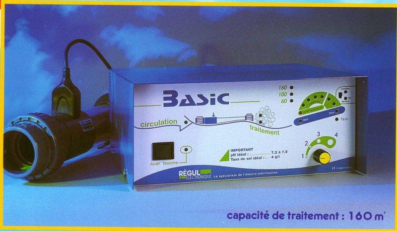 electrolyseur basic plus