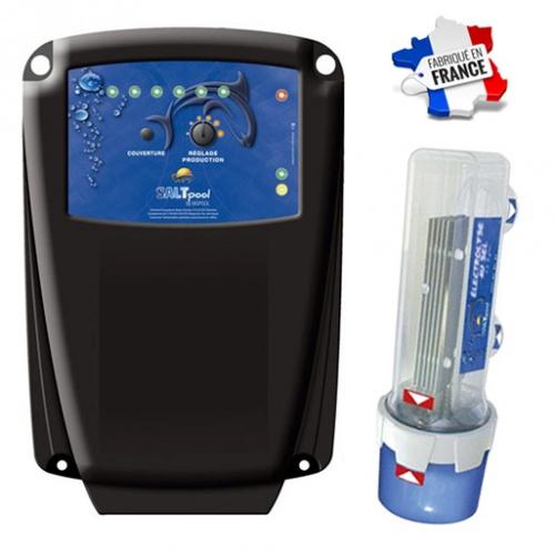 electrolyseur bio pool salt 60 mp