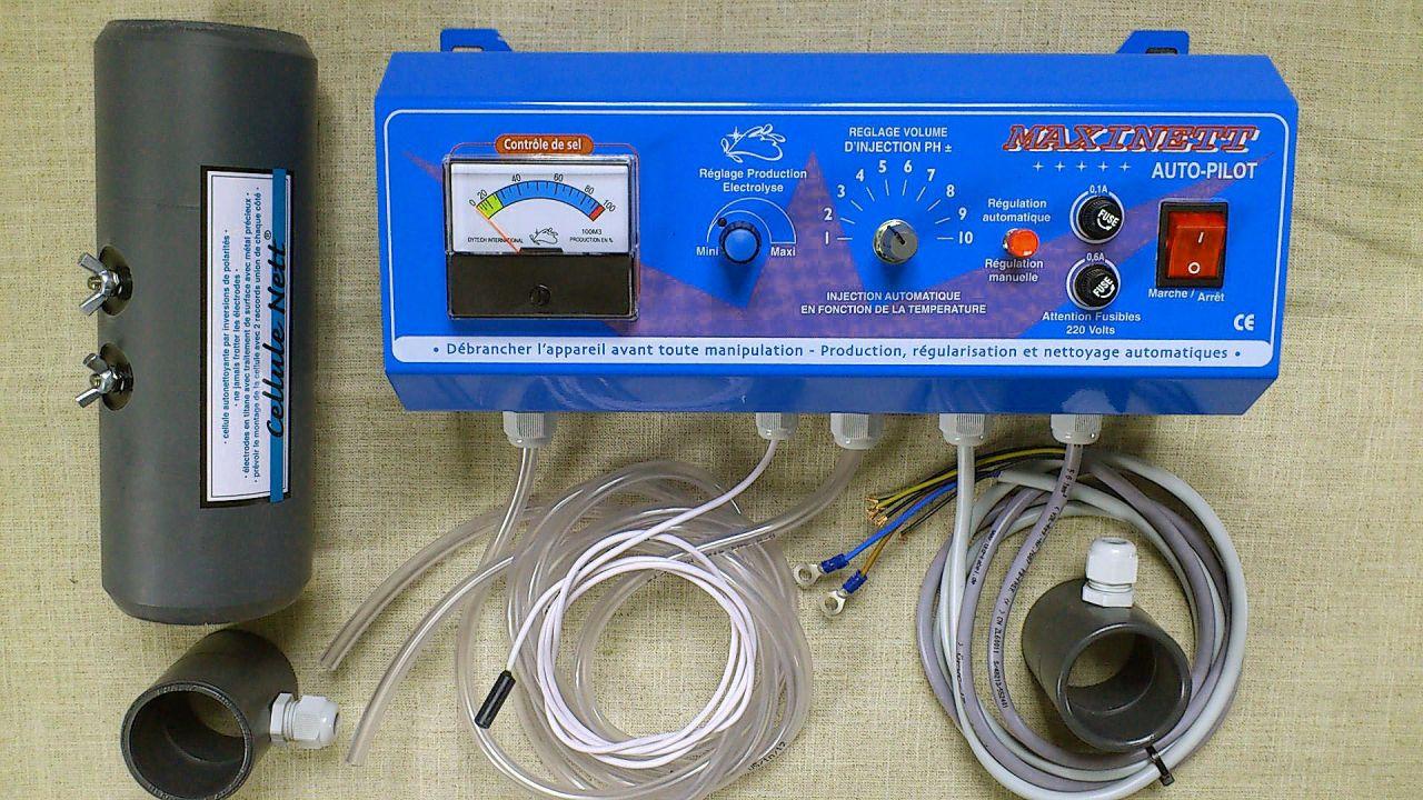 electrolyseur chlornett