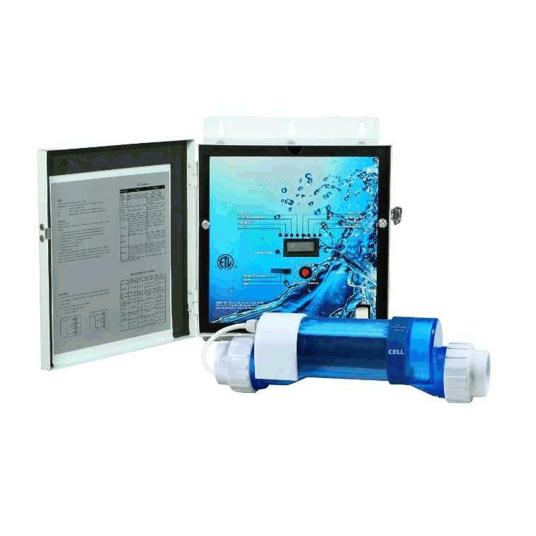 electrolyseur crystal clear