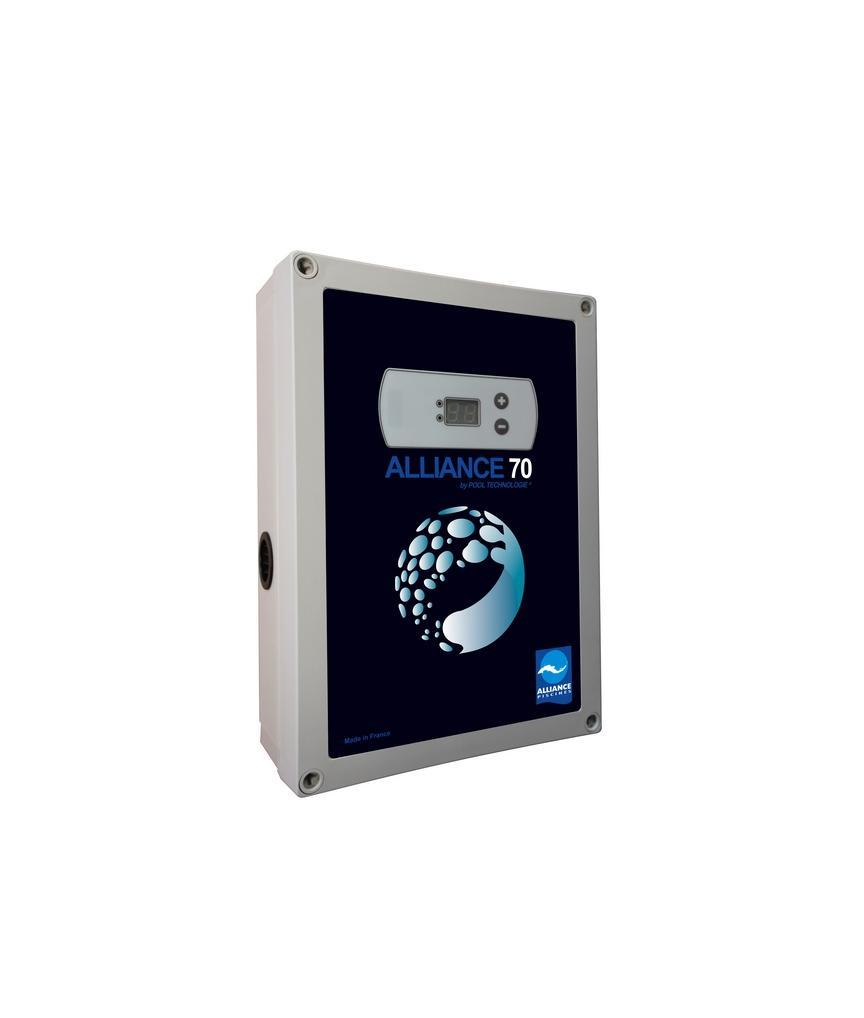 Electrolyseur de sel pool technologie - Electrolyseur de sel pour piscine ...