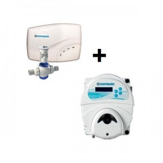electrolyseur et regulateur ph jd dual