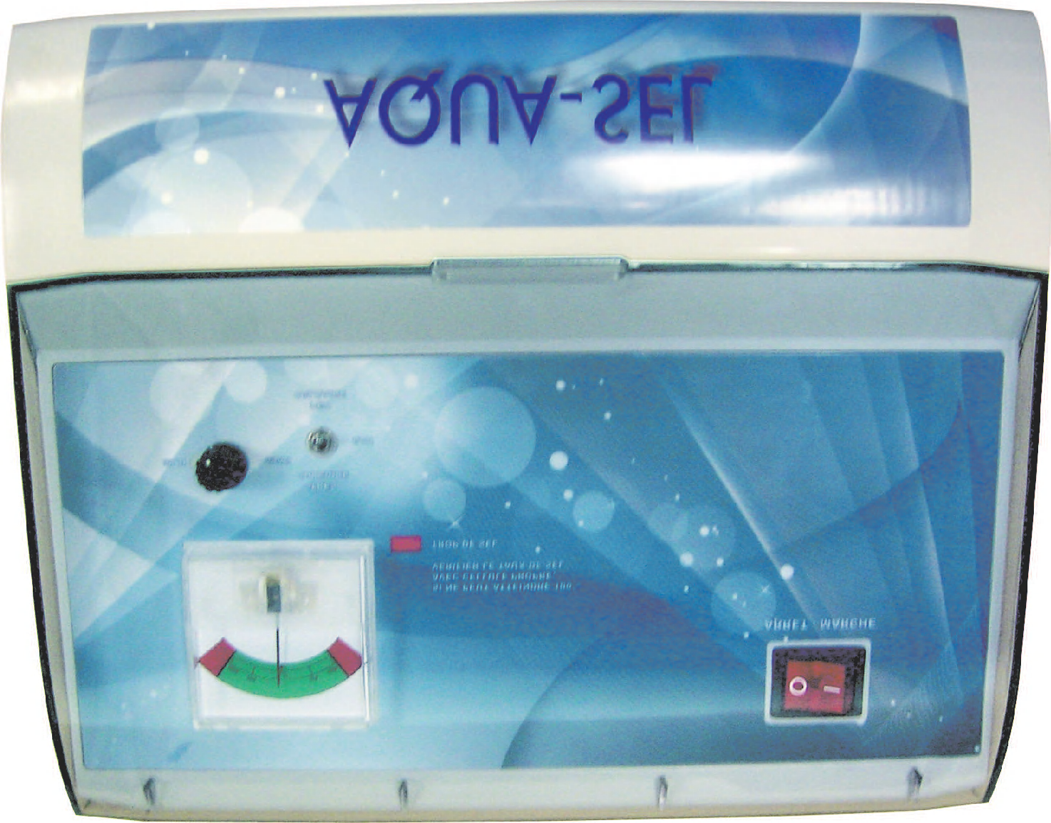 electrolyseur goa sel