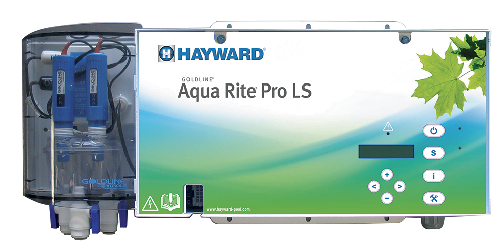 electrolyseur hayward aquarite pro