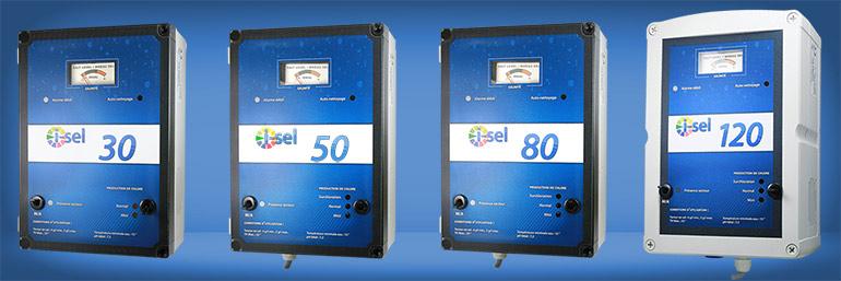 electrolyseur i-sel 80