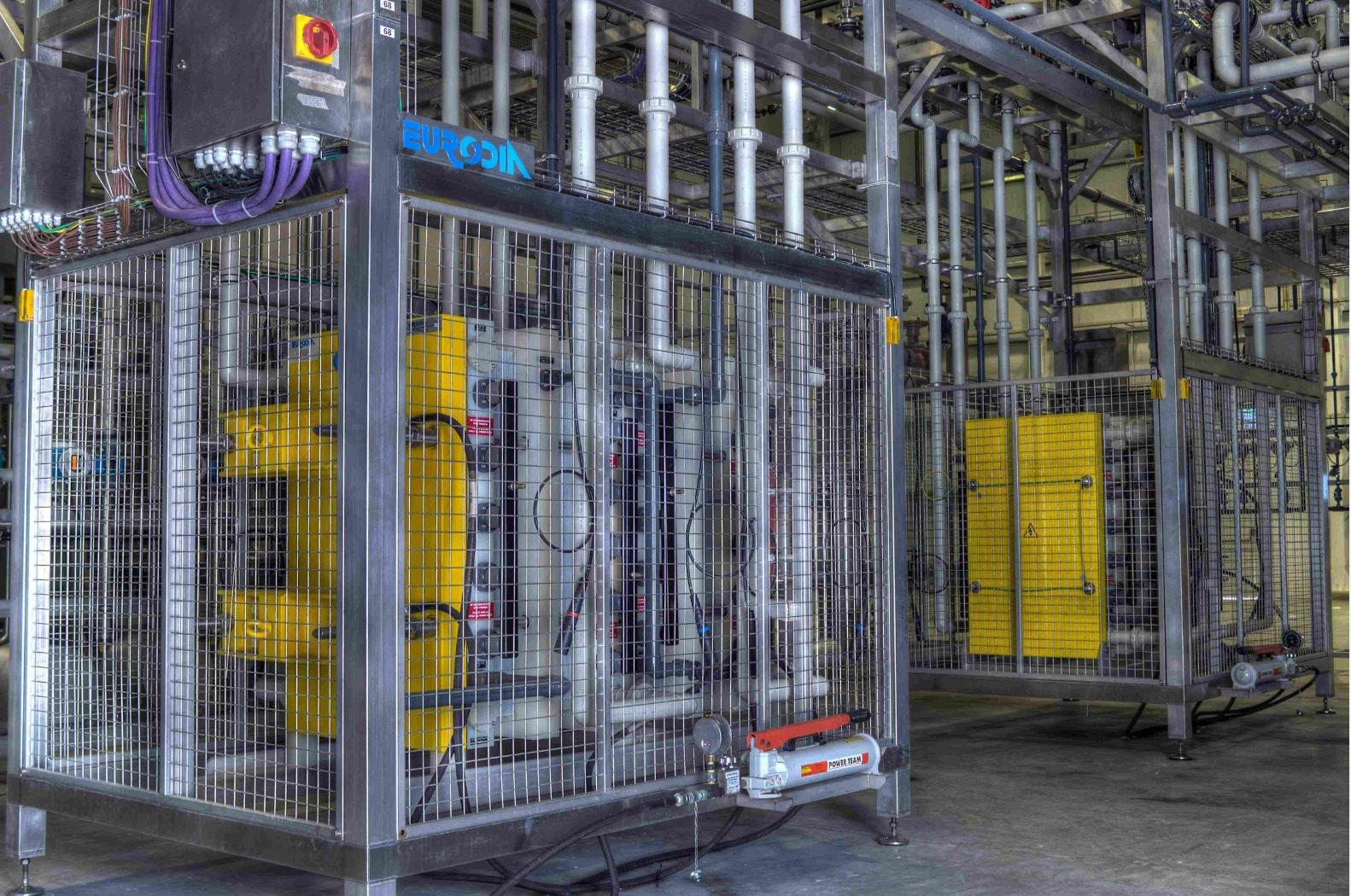 electrolyseur industriel
