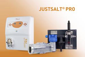 electrolyseur justsalt pro