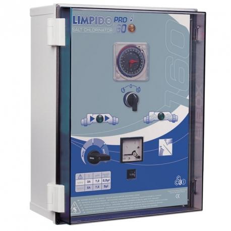 electrolyseur limpido 160