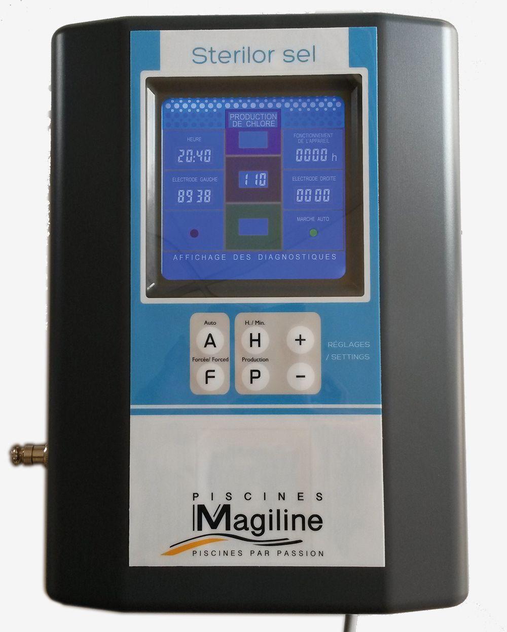 electrolyseur magiline