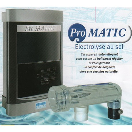 electrolyseur monarch pool systems