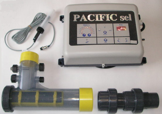 electrolyseur pacific sel 60