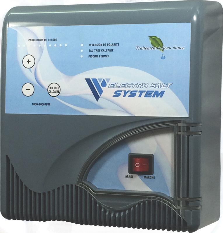 electrolyseur piscine 200m3