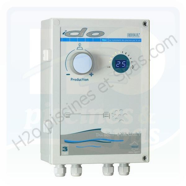 electrolyseur piscine 40m3