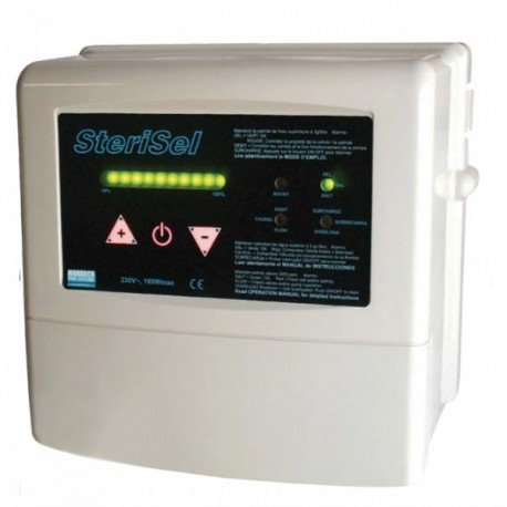 electrolyseur piscine 80m3