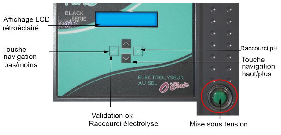 electrolyseur piscine haut de gamme