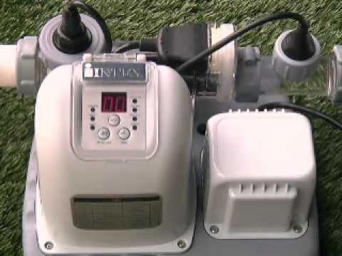 electrolyseur piscine intex
