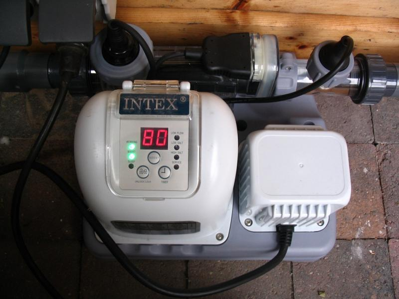 electrolyseur piscine intex