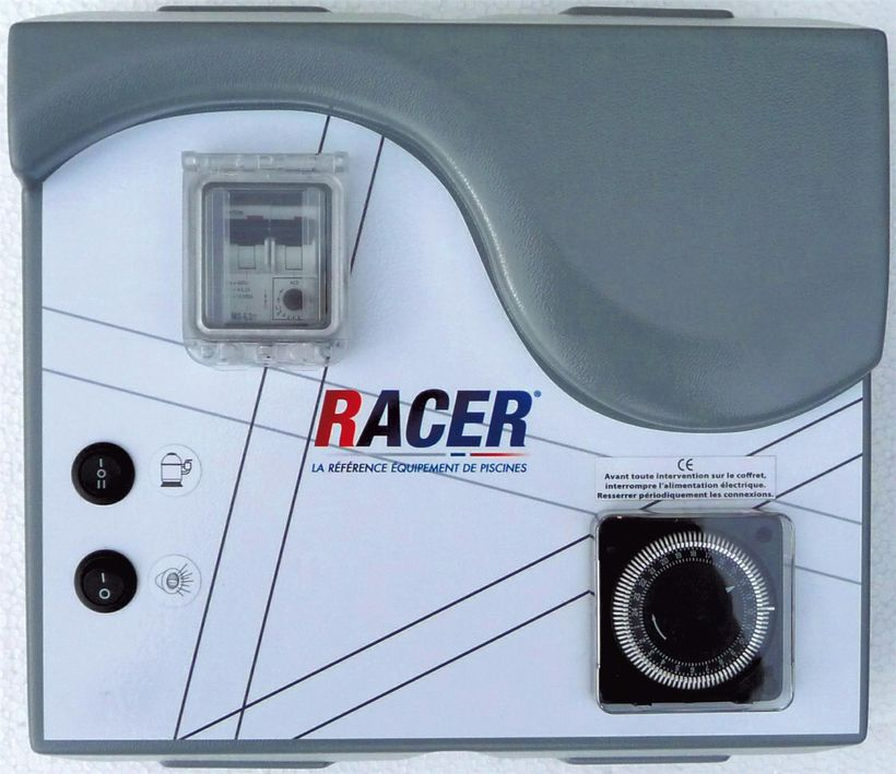 electrolyseur piscine racer