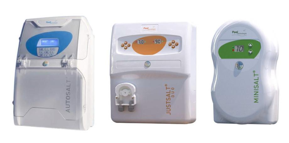 electrolyseur pool technologie