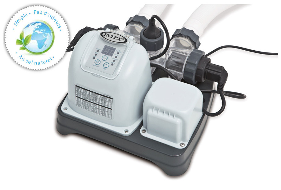 electrolyseur pour piscine hors sol