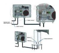 electrolyseur pour volet piscine