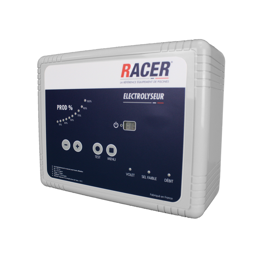 electrolyseur racer 60