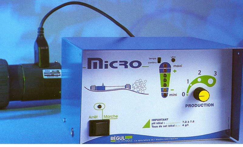 electrolyseur regul micro