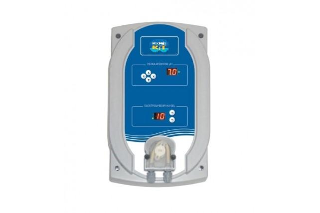 electrolyseur regulateur ph piscine