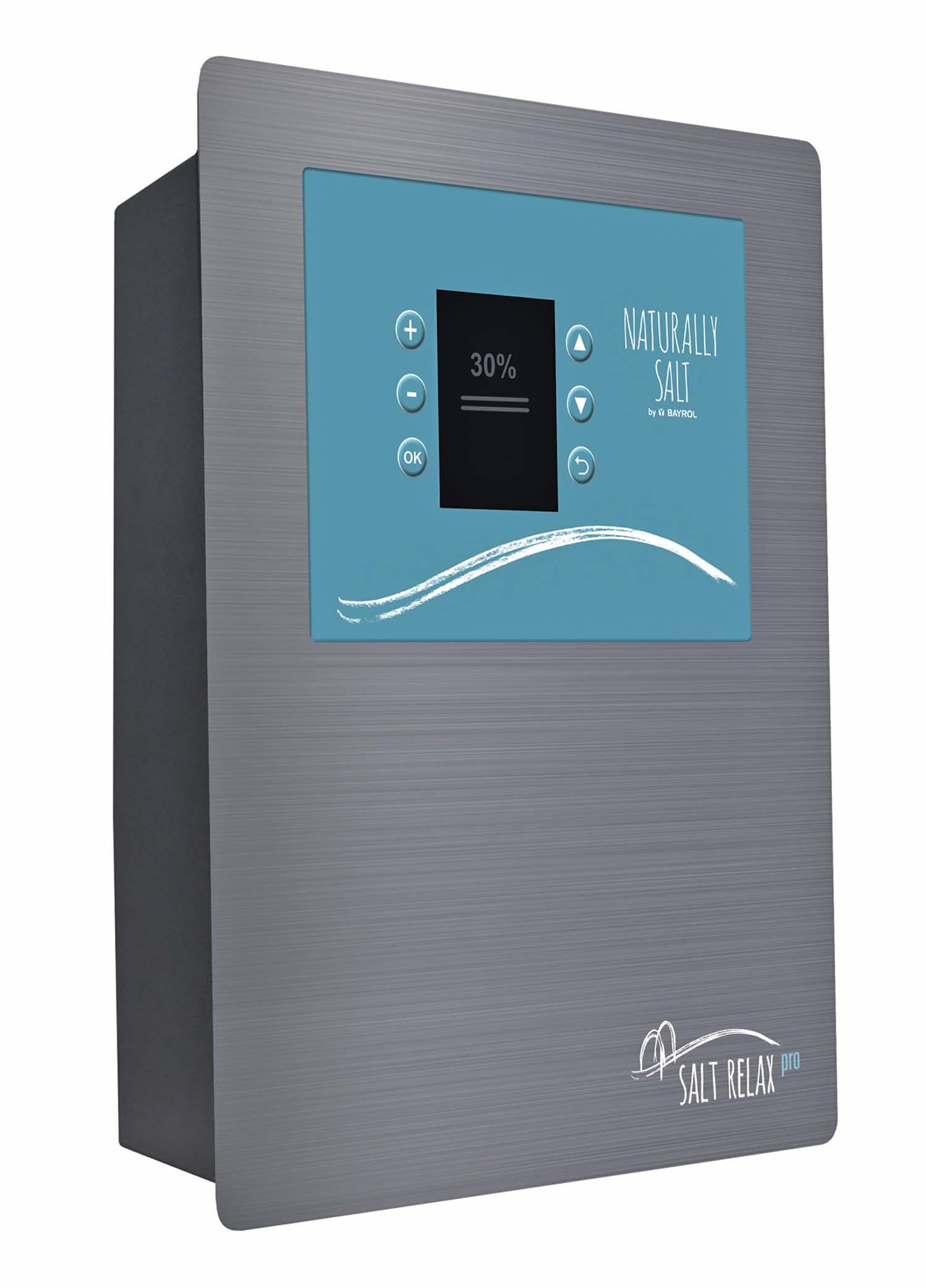 electrolyseur salt relax pro bayrol