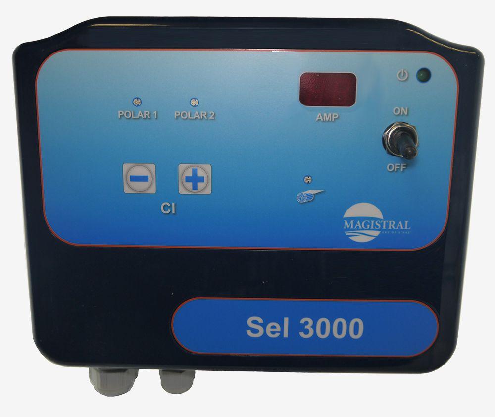 electrolyseur sel 3000 magiline