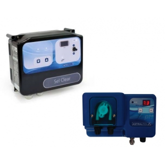 electrolyseur sel ph automatique