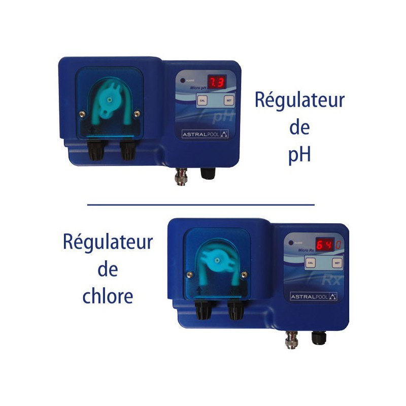 regulateur chlore ou ph astral mp-pro