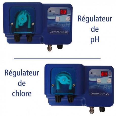 regulateur de chlore astral micro redox