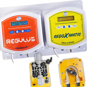 regulateur de chlore automatique