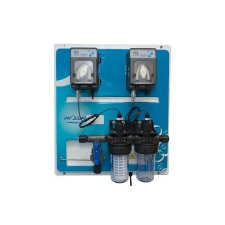 regulateur de chlore liquide