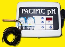 regulateur ph pacific sel