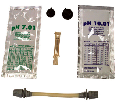 regulateur ph pool technologie