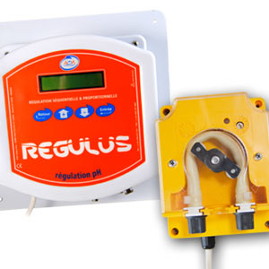 regulateur ph regulus