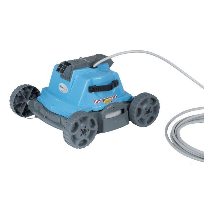 robot piscine 1 micron