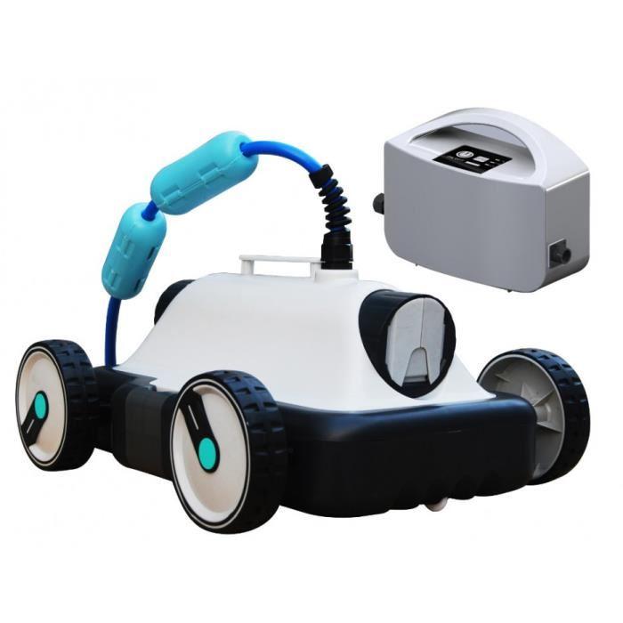 robot piscine 4 fois sans frais