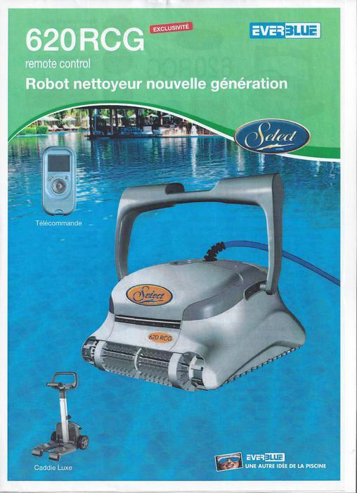 robot piscine 520 mc
