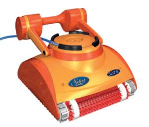 robot piscine 520s