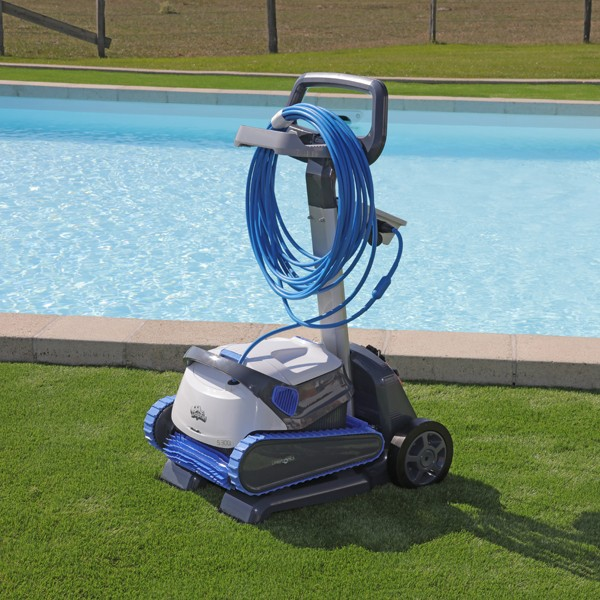 robot piscine 5×10