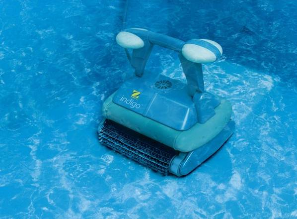 robot piscine automatique