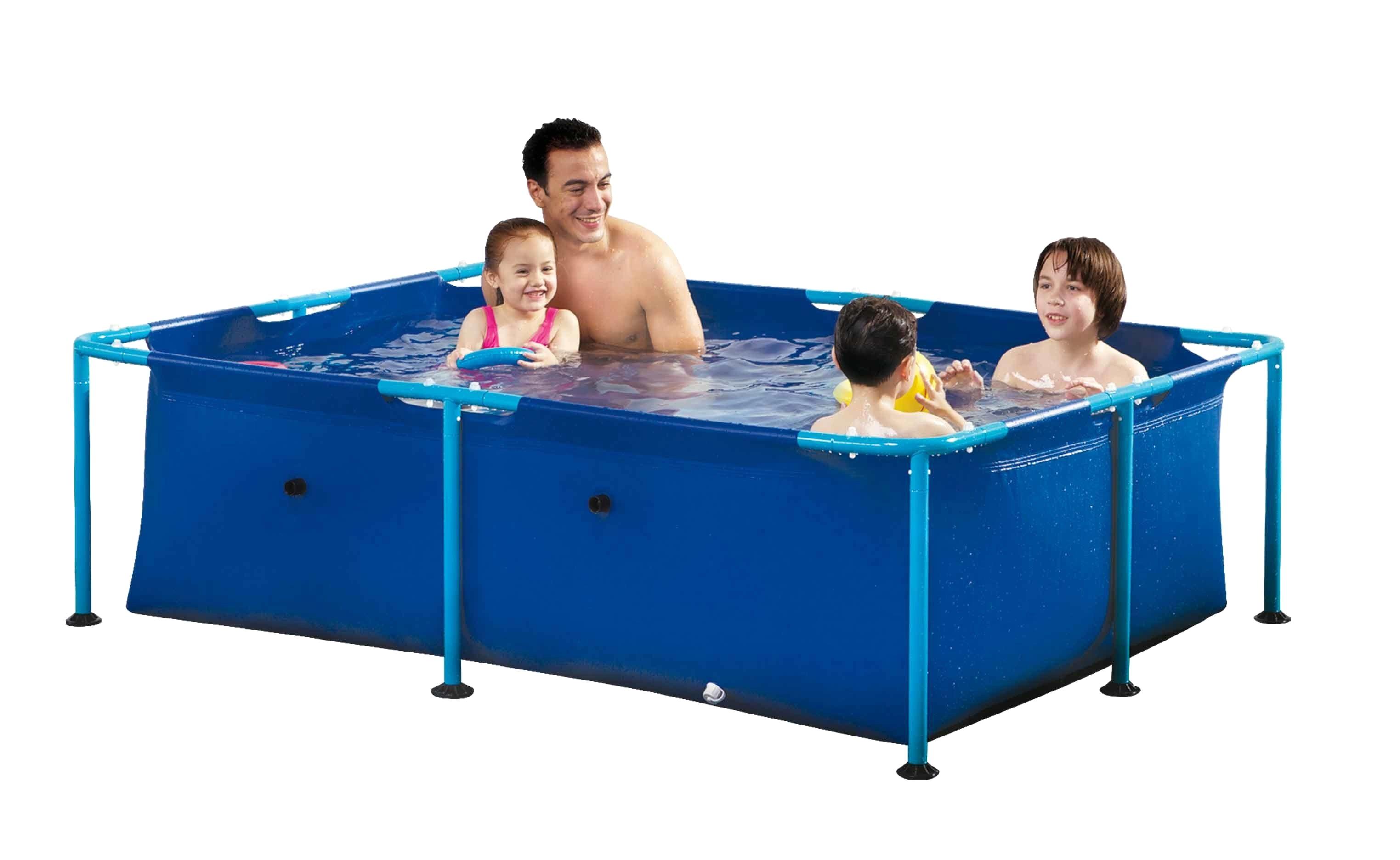 robot piscine carrefour