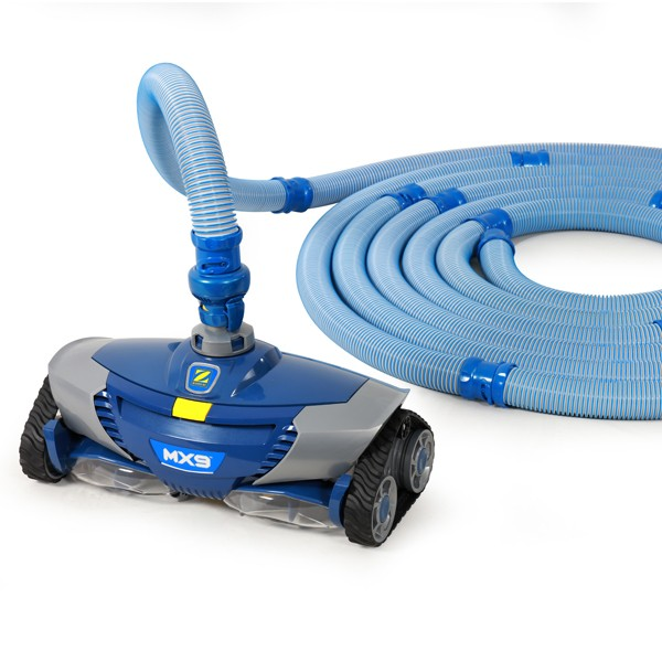 robot piscine carrelee